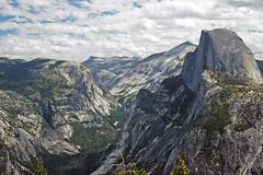 Half Dome & Yosemite Valley (Sierra Nevada Mountains, California, USA) 12