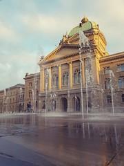 Palacio federal de Suiza, Berna
