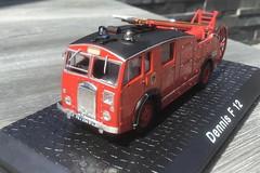 Dennis F12 Fire Engine