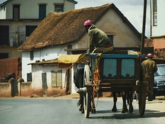 Local Cart, Madagascar