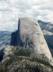 Half Dome (Sierra Nevada Mountains, California, USA) 7
