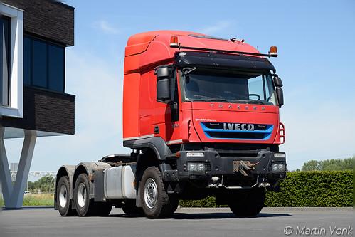 Iveco Sivi Trakker 560 (2020-1)