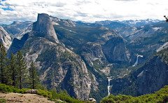Half Dome (Sierra Nevada Mountains, California, USA) 1
