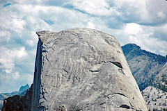 Half Dome (Sierra Nevada Mountains, California, USA) 3