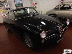 Alfa Romeo 1900 SSC - Caramulo