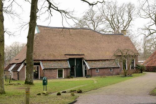 Langelo, woonboerderij.