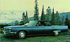 1971 Buick Electra 225 Custom Limited Hardtop Sedan