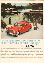 1960 Studebaker Lark Advertisement Life Magazine February 8 1960