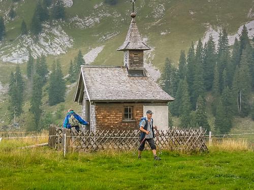 Kapelle Alpe Wurzach