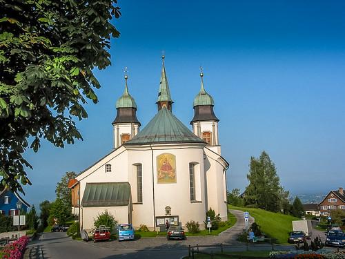 Wallfahrtskirche Maria Bildstein