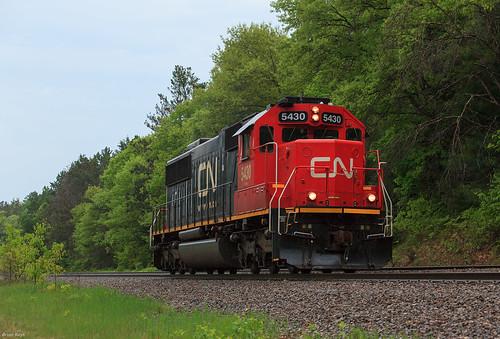 CN 5430 on L555