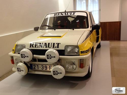 Renault 5 Turbo 2 - Caramulo