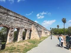 Acueducto de San Lázaro, Mérida
