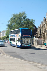 SN66 VWP (Route 26A) at Pevensey Road, St Leonards-on-Sea (2)