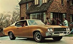 1971 Buick Skylark Sport Coupe