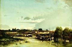 Landscape (1896) - António Carneiro (1872-1930)