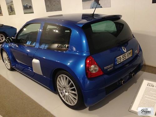 Renault Clio Sport V6 - Caramulo