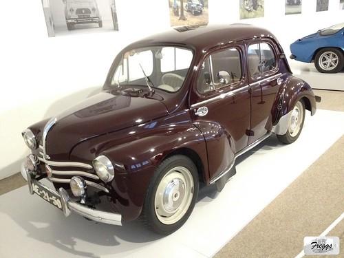 Renault 4CV - Caramulo
