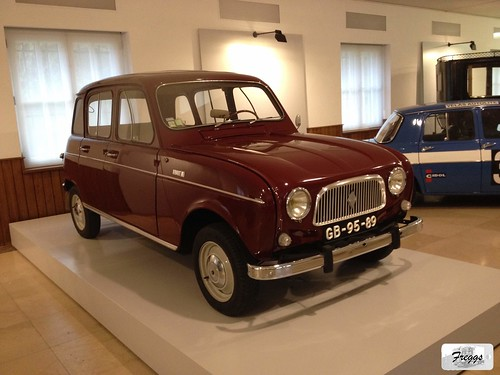 Renault 4L - Caramulo