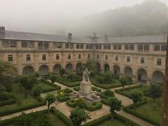 Monasterio de San Julián de Samos, Lugo