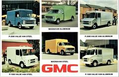 1980 GMC Vans