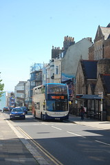 GN09 BAV (Route 22) at London Road, St Leonards-on-Sea