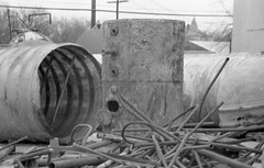 Miscellaneous BW negatives - roll 93977-006
