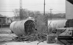 Miscellaneous BW negatives - roll 93977-009