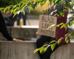 Black Unity through Downtown Eugene