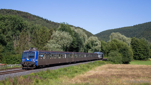 220620 | SNCF 306 + 67512 | TER 831826 | Urmatt.
