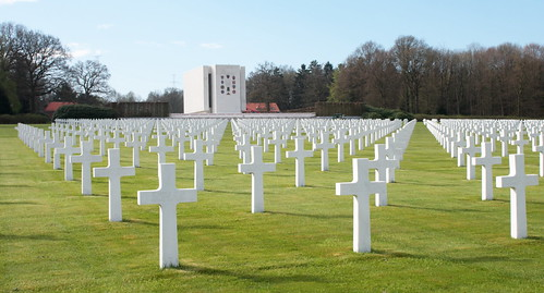 Ardennes American Cemetery and Memorial Neupré Belgium