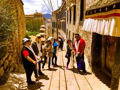 Drepung Monastery, Lhasa, Tibet 哲蚌寺