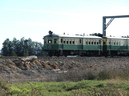 Steamfest Railcars