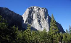 El Capitan Granite (mid-Cretaceous, 103 Ma; El Capitan, Yosemite Valley, Sierra Nevada Mountains, California, USA) 1
