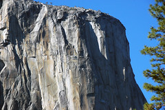 El Capitan Granite (mid-Cretaceous, 103 Ma; El Capitan, Yosemite Valley, Sierra Nevada Mountains, California, USA) 11