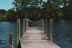 Dock in Moyock, NC