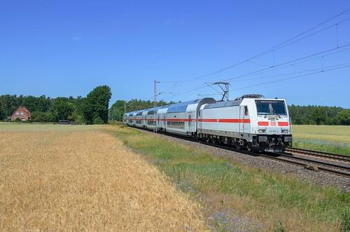DB 146 576, Rohrsen