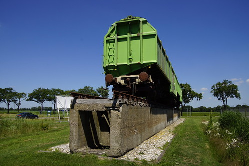 VAM afvalwagens in Wijster 26-06-2020