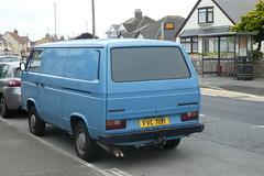 VW T3 1.6D (1983)