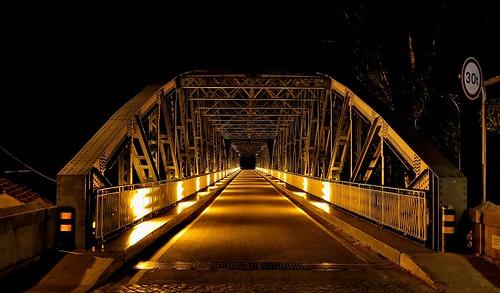 Pinhão, ponte sobre o rio Douro