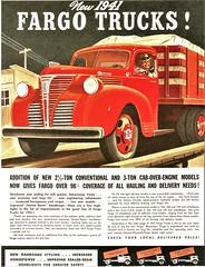 1941 Fargo Stake Truck