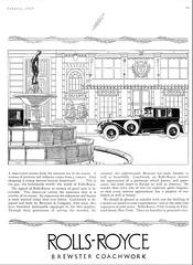 1927 Rolls-Royce Town Car