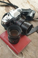 Leicaflex, strangely the first and the best of em. They get as they head to R9 more convenient but not better.