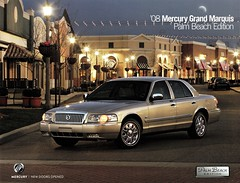 2008 Mercury Grand Marquis Palm Beach Edition