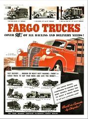 1941 Fargo Trucks