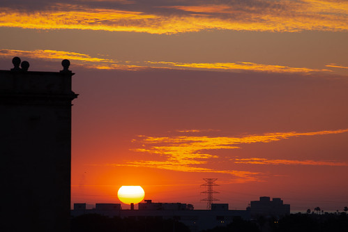 Amanecer en Valencia 3176