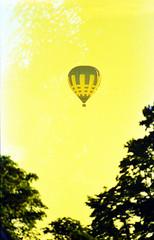 Sudbury and surounding area early 1990's Baloon