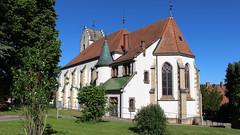 Binningen Barockkirche