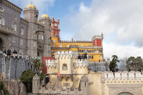 [ Pena National Palace ]