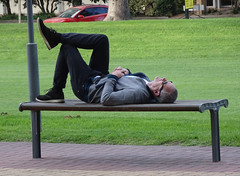 Horizontal Relaxation